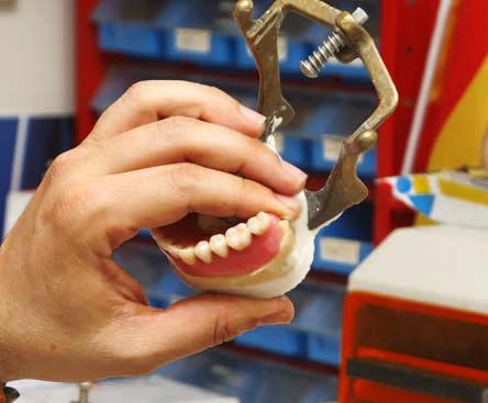 reparaciones dentales madrid