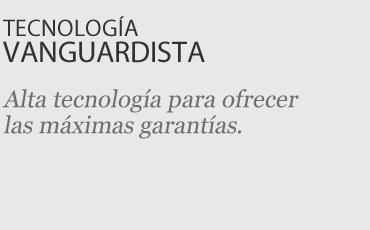 Tecnología Vanguardista