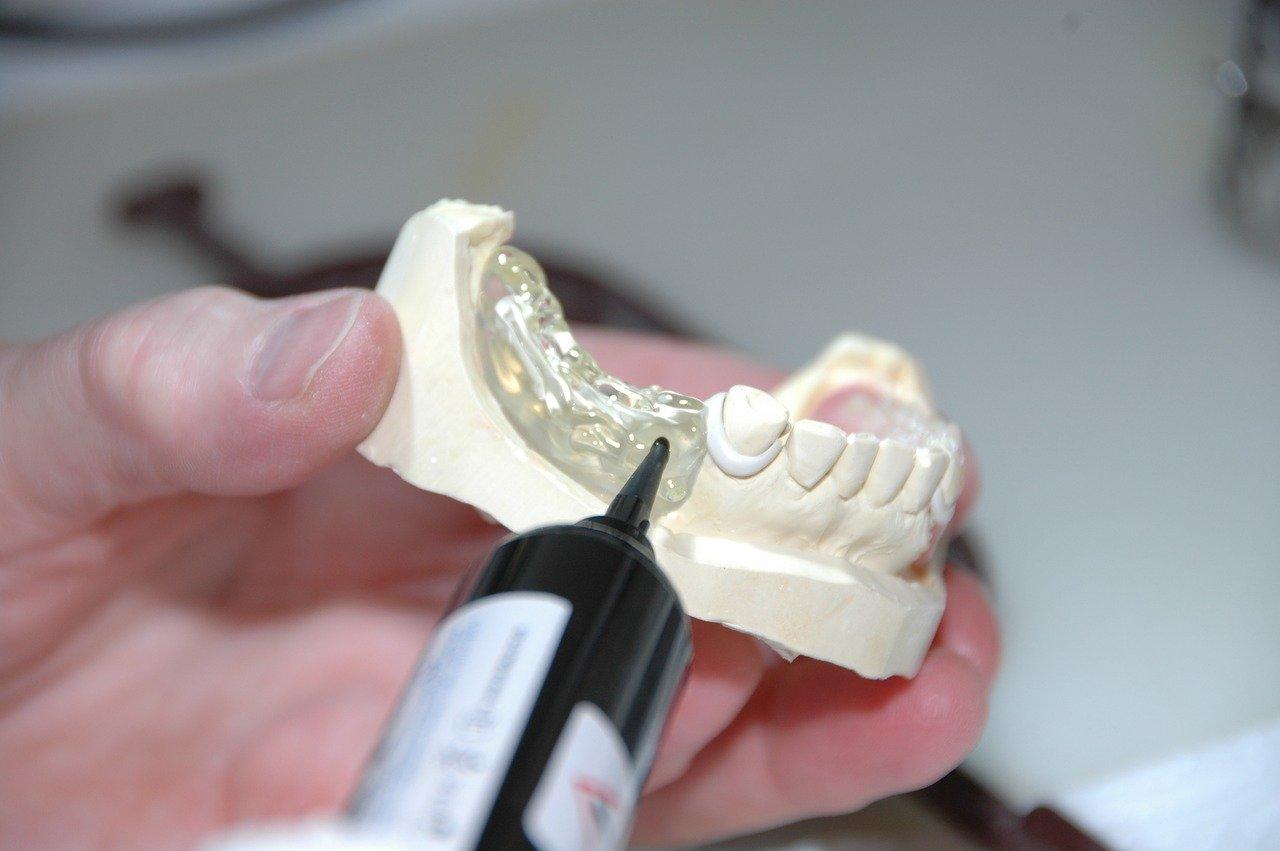 Prótesis dental Madrid resina