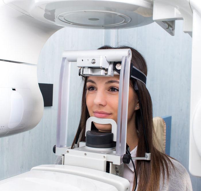 servicio de Ortopantomografía